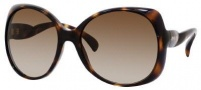 Jimmy Choo Dahlia/S Sunglasses Sunglasses - Dark Havana