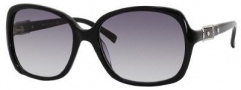 Jimmy Choo Lela/S Sunglasses Sunglasses - Black