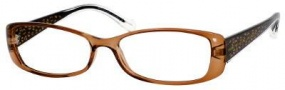 Marc By Marc Jacobs MMJ 481 Eyeglasses Eyeglasses - Brown Crystal