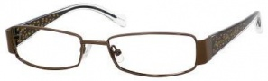 Marc By Marc Jacobs MMJ 484 Eyeglasses Eyeglasses - Brown Crystal
