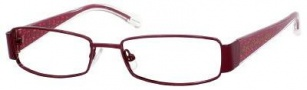 Marc By Marc Jacobs MMJ 484 Eyeglasses Eyeglasses - Shiny Wine / Crystal