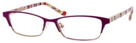 Marc By Marc Jacobs MMJ 504 Eyeglasses Eyeglasses - Fuchsia / Red Gold