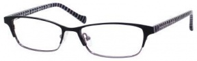Marc By Marc Jacobs MMJ 504 Eyeglasses Eyeglasses - Shiny Black Dark Ruthenium Black