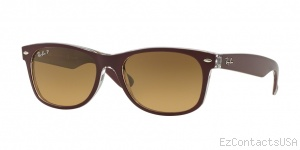 Ray-Ban 2132 Polarized Wayfarer Sunglasses - Ray-Ban