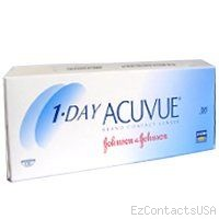 1-Day Acuvue® 30 pack Contact Lenses - Acuvue