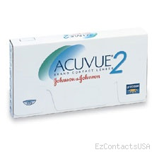Acuvue 2 Contact Lenses - Acuvue