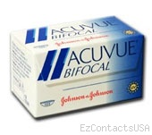 Acuvue Bifocal Contact Lenses - Acuvue