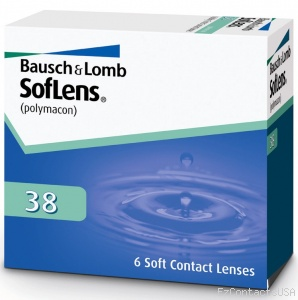 SofLens 38 Contact Lenses  - SofLens