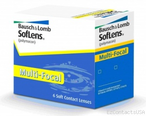 SofLens Multi-Focal Contact Lenses - SofLens