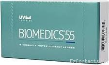 Biomedics 55 Contact Lenses  - Biomedics
