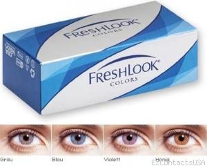 Freshlook Colors Contact Lenses Opaque