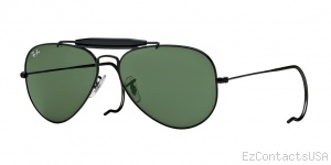 Ray-Ban RB3030 Sunglasses Outdoorsman - Ray-Ban