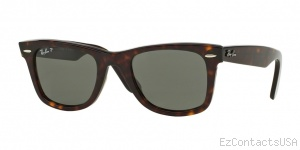 Ray-Ban RB2140 Sunglasses Polarized Original Wayfarer - Ray-Ban
