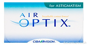 Air Optix for Astigmatism Contact Lenses - Air Optix