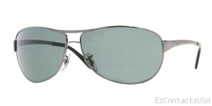 Ray-Ban RB 3342 (Warrior) Polarized Sunglasses - Ray-Ban