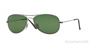 Ray-Ban RB3362 Sunglasses Polarized Cockpit  - Ray-Ban
