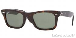 Ray-Ban RB2151 Sunglasses Wayfarer Square - Ray-Ban