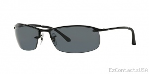 Ray-Ban RB3183 Sunglasses Top Bar Polarized  - Ray-Ban