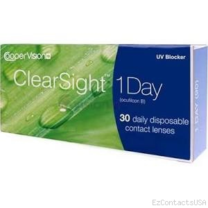 ClearSight 1 Day Contact Lenses 30pk - Clearsight