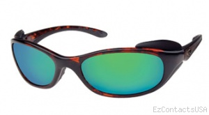 Costa Del Mar Frigate Sunglasses Shiny Tortoise Frame - Costa Del Mar