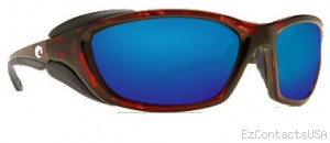 Costa Del Mar Mano War Sunglasses -  Tortoise Frame - Costa Del Mar