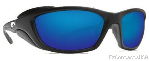 Costa Del Mar Man o War Sunglasses - Black Frame - Costa Del Mar