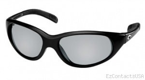 Costa Del Mar Wave Killer Sunglasses Matte Black Frame - Costa Del Mar