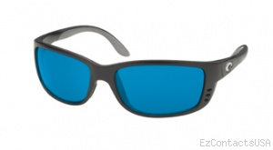 Costa Del Mar Zane Sunglasses - Matte Black Frame - Costa Del Mar