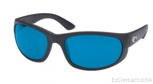 Costa Del Mar Howler Sunglasses Shiny Black Frame - Costa Del Mar