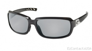 Costa Del Mar Isabela Sunglasses Shiny Black Frame - Costa Del Mar