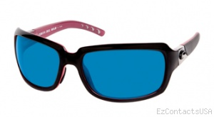Costa Del Mar Isabela Sunglasses Black Coral Frame - Costa Del Mar