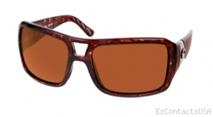 Costa Del Mar Lago Sunglasses - Shiny Tortoise Frame - Costa Del Mar