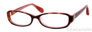Juicy Couture Erin Eyeglasses - Juicy Couture