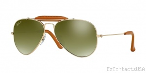 Ray-Ban RB3422Q Sunglasses Outdoorsman - Ray-Ban