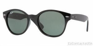 Ray-Ban RB4141 Sunglasses Round Wayfarer - Ray-Ban
