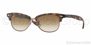 Ray-Ban RB4132 Sunglasses Catty Clubmaster - Ray-Ban