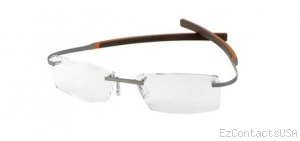 Tag Heuer Spring Rubber 0343 Eyeglasses - Tag Heuer