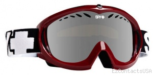 Spy Optic Targa 11 Goggles - Mirror Lenses - Spy Optic