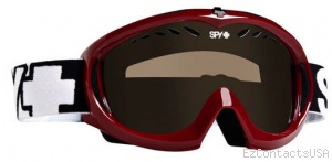 Spy Optic Targa 11 Goggles - Bronze Lenses - Spy Optic
