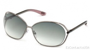 Tom Ford FT 0157 Carla Sunglasses - 
