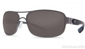 Costa Del Mar Grand Isle Sunglasses - Gunmetal Frame - Costa Del Mar