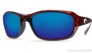 Costa Del Mar Tag Sunglasses - Tortoise Frame - Costa Del Mar