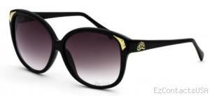 Black Flys Sunglasses Fly Heel  - Black Flys