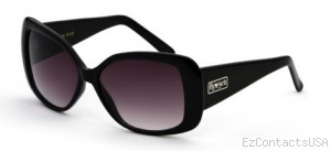 Black Flys Sunglasses Her Flyness - Black Flys