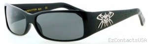 Black Flys Sunglasses Louis Flytton - Black Flys