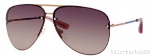 Marc by Marc Jacobs MMJ 204/S Sunglasses - Marc by Marc Jacobs