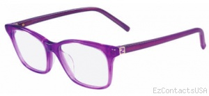 Fendi F865 Eyeglasses - Fendi