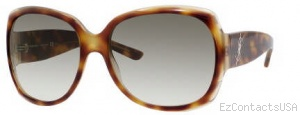 Yves Saint Laurent 6286/S Sunglasses - Yves Saint Laurent