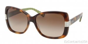 Coach HC8004 Sunglasses Harper - Coach