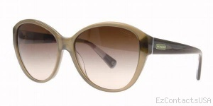 Coach HC8007 Sunglasses Abigail - Coach
